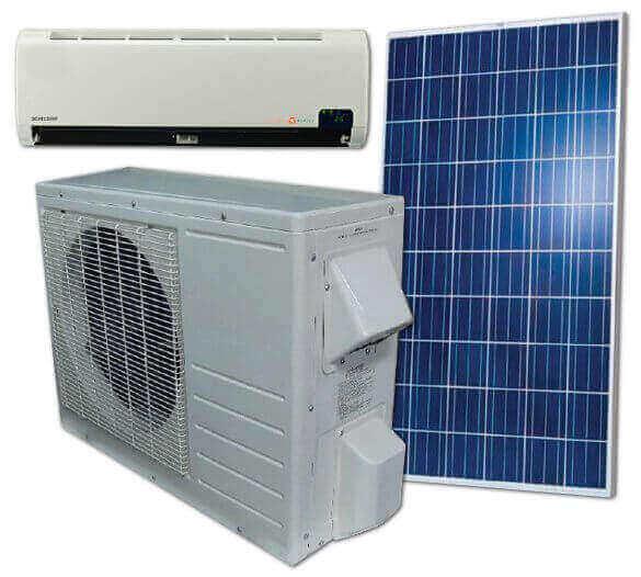 , SYSTÈMES DE CLIMATISATION SOLAIRE, Takoussane Energy