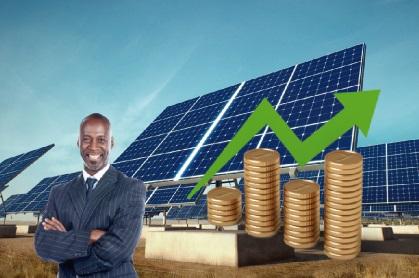 Investisseur dans des projets d'énergie solaire