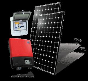 Kit autoconsommation énergie solaire