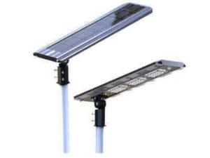, LAMPADAIRE SOLAIRE A LED TOUT-EN-UN, Takoussane Energy