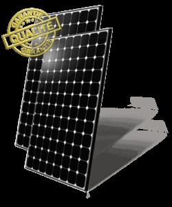 Panneaux mono énergie solaire