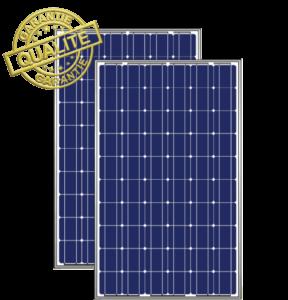 Panneaux poly énergie solaire