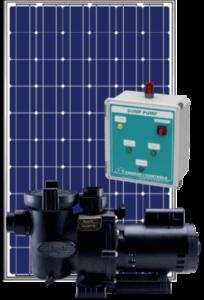 Pompe de surface énergie solaire
