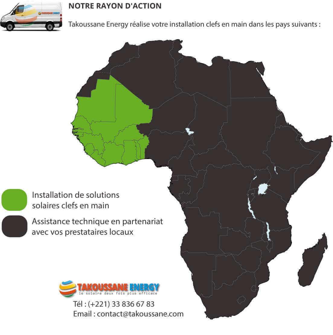 Maintenance solaire thermique et photovoltaïque, MAINTENANCE SOLAIRE THERMIQUE ET PHOTOVOLTAÏQUE, Takoussane Energy