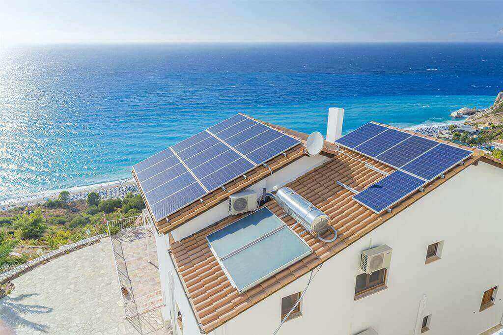 Kit solaire résidentiel