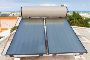 , CHAUFFE-EAU SOLAIRE A THERMOSIPHON, Takoussane Energy