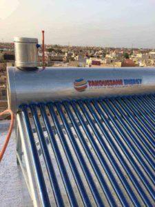 , CHAUFFE-EAU SOLAIRE MONOBLOC, Takoussane Energy