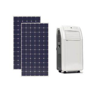 , CLIMATISEUR MOBILE SOLAIRE, Takoussane Energy