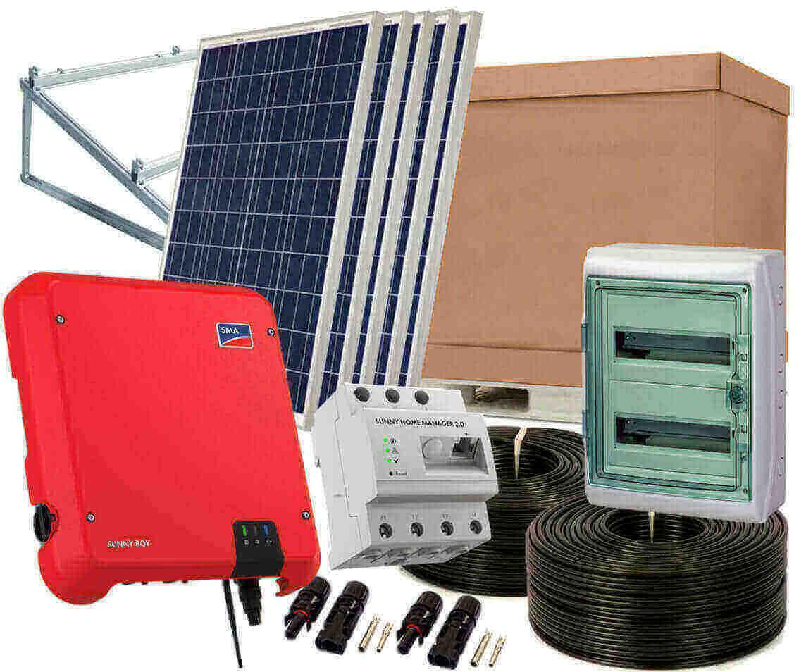 , KIT SOLAIRE AUTOCONSOMMATION, Takoussane Energy