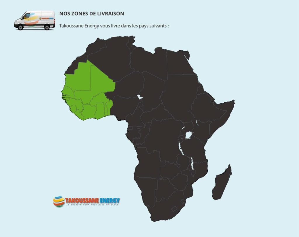 vendre electricite solaire, DEVENIR DISTRIBUTEUR PARTENAIRE DE TAKOUSSANE ENERGY, Takoussane Energy