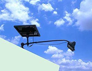 , ECLAIRAGE PANNEAU PUBLICITAIRE SOLAIRE LED, Takoussane Energy