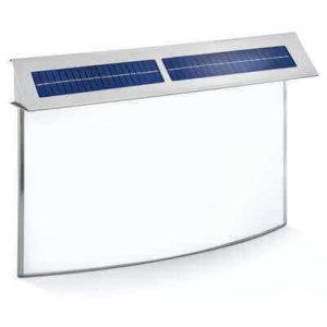 , ECLAIRAGE PANNEAU D'INFORMATION SOLAIRE LED, Takoussane Energy