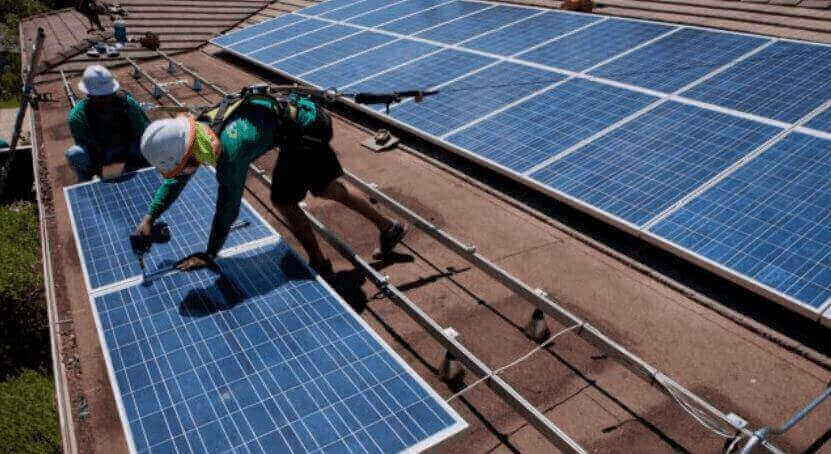 installation solaire, INSTALLATION PANNEAU SOLAIRE THERMIQUE ET PHOTOVOLTAÏQUE, Takoussane Energy